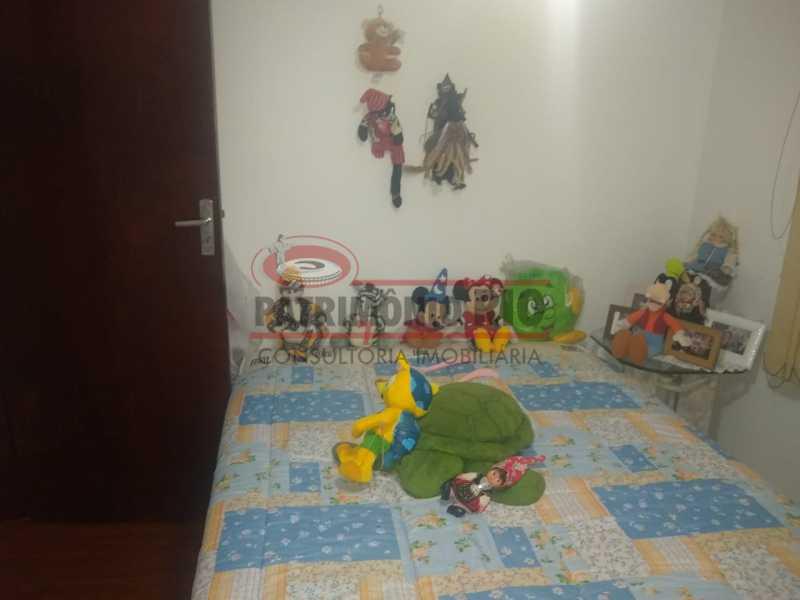 MC r23 - Apartamento 2quartos com dependência entrar e morar - PAAP23144 - 23