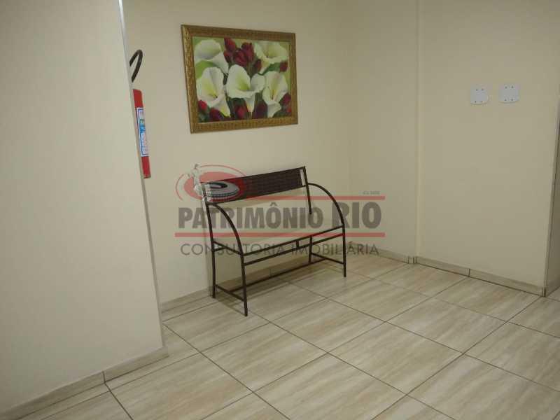 MC r24 - Apartamento 2quartos com dependência entrar e morar - PAAP23144 - 24