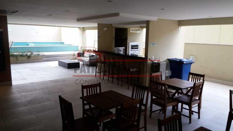 Lazer - Apartamento 1 quarto à venda Penha, Rio de Janeiro - R$ 235.000 - PAAP10371 - 23