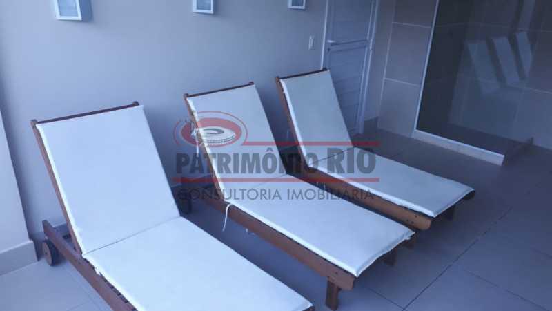 Lazer - Apartamento 1 quarto à venda Penha, Rio de Janeiro - R$ 235.000 - PAAP10371 - 27