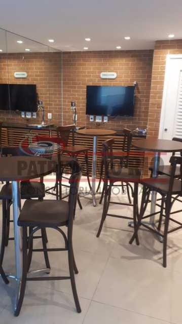 Lazer - Apartamento 1 quarto à venda Penha, Rio de Janeiro - R$ 235.000 - PAAP10371 - 24