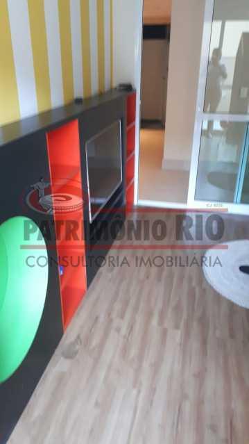 Lazer - Apartamento 1 quarto à venda Penha, Rio de Janeiro - R$ 235.000 - PAAP10371 - 28