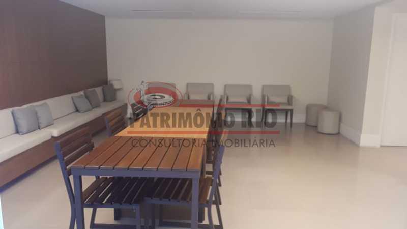 Lazer - Apartamento 1 quarto à venda Penha, Rio de Janeiro - R$ 235.000 - PAAP10371 - 25