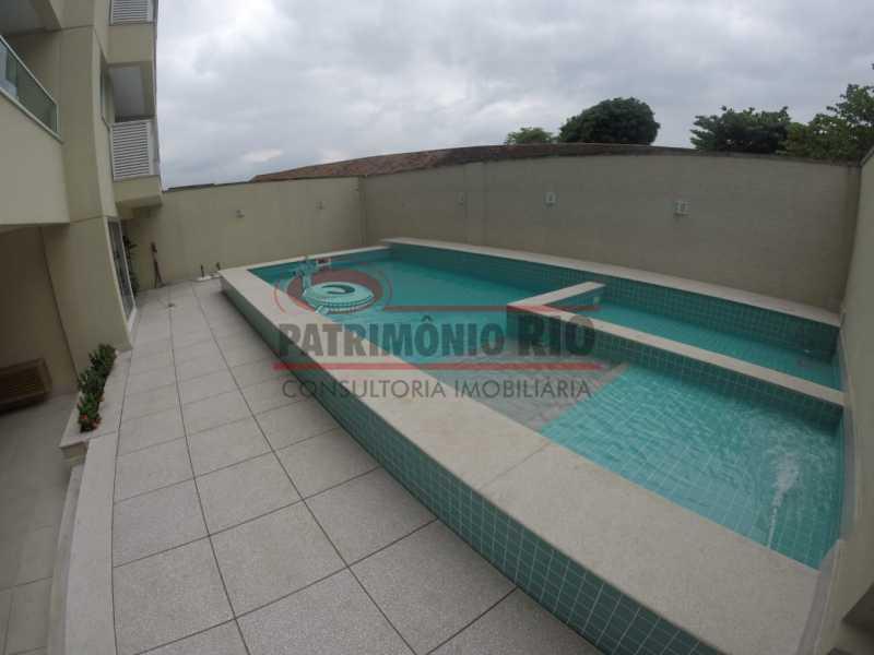 Lazer - Apartamento 1 quarto à venda Penha, Rio de Janeiro - R$ 235.000 - PAAP10371 - 19