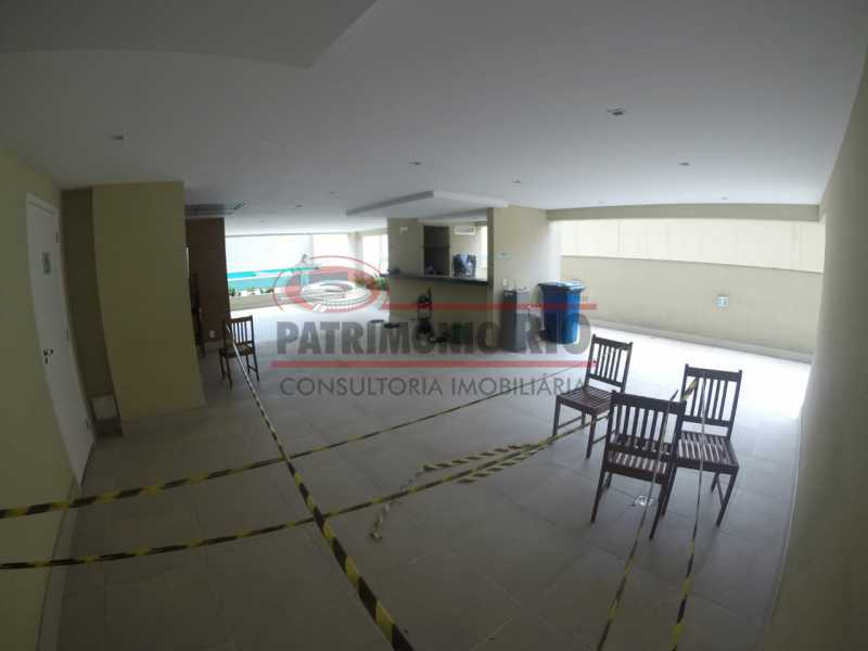 Lazer - Apartamento 1 quarto à venda Penha, Rio de Janeiro - R$ 235.000 - PAAP10371 - 26
