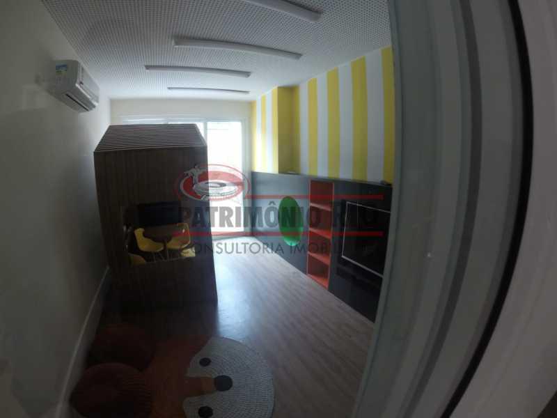 Lazer - Apartamento 1 quarto à venda Penha, Rio de Janeiro - R$ 235.000 - PAAP10371 - 31