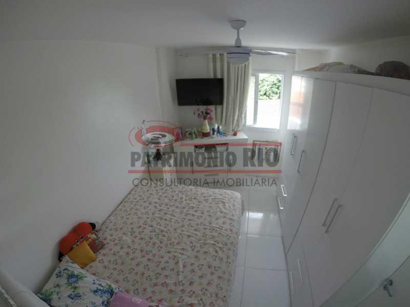 Quarto - Apartamento 1 quarto à venda Penha, Rio de Janeiro - R$ 235.000 - PAAP10371 - 18