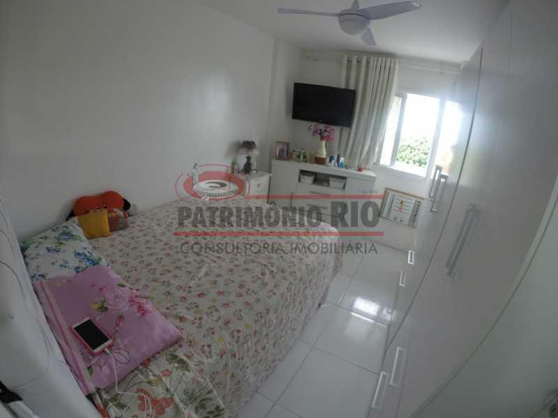 Quarto - Apartamento 1 quarto à venda Penha, Rio de Janeiro - R$ 235.000 - PAAP10371 - 16