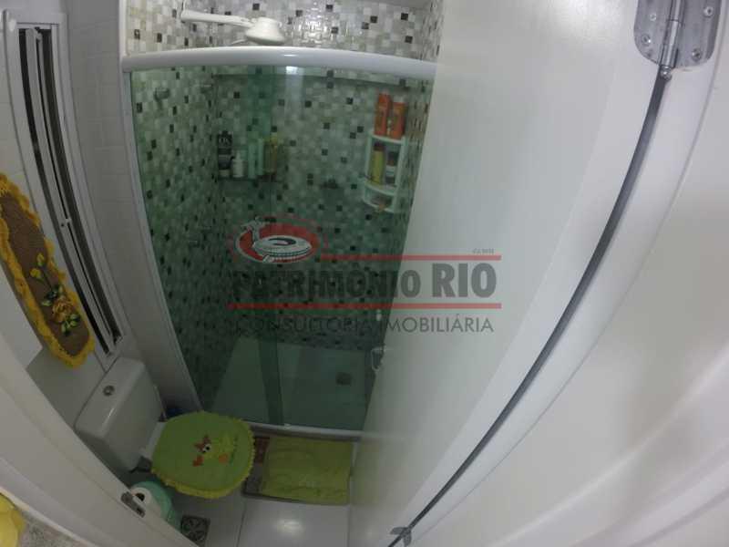 Banheiro - Apartamento 1 quarto à venda Penha, Rio de Janeiro - R$ 235.000 - PAAP10371 - 15