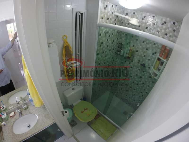 Banheiro - Apartamento 1 quarto à venda Penha, Rio de Janeiro - R$ 235.000 - PAAP10371 - 14