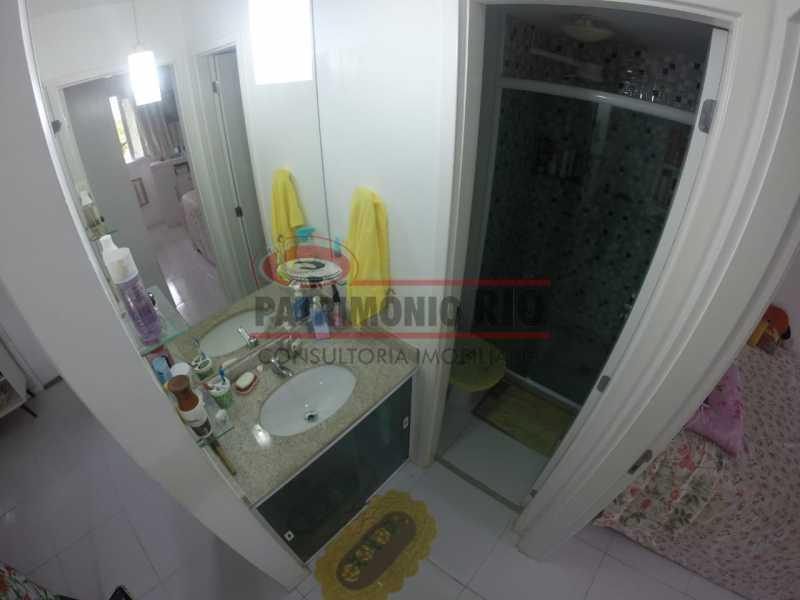 Banheiro - Apartamento 1 quarto à venda Penha, Rio de Janeiro - R$ 235.000 - PAAP10371 - 13
