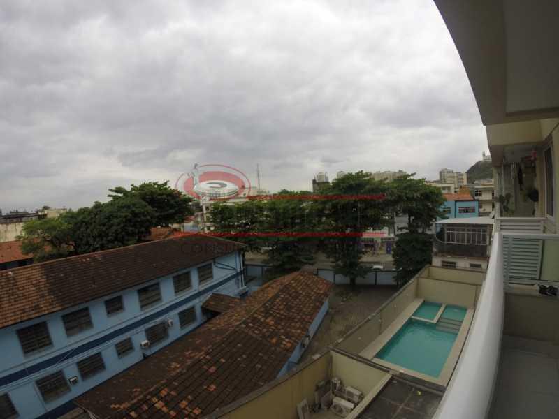 Vista - Apartamento 1 quarto à venda Penha, Rio de Janeiro - R$ 235.000 - PAAP10371 - 11