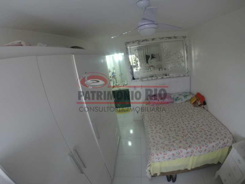Quarto - Apartamento 1 quarto à venda Penha, Rio de Janeiro - R$ 235.000 - PAAP10371 - 17