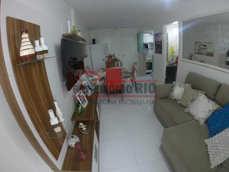 Sala - Apartamento 1 quarto à venda Penha, Rio de Janeiro - R$ 235.000 - PAAP10371 - 4