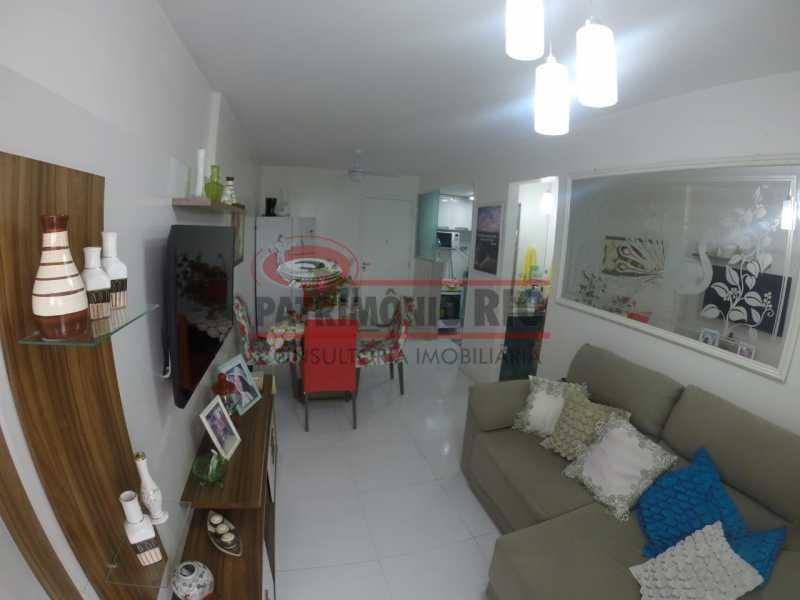 Sala - Apartamento 1 quarto à venda Penha, Rio de Janeiro - R$ 235.000 - PAAP10371 - 5
