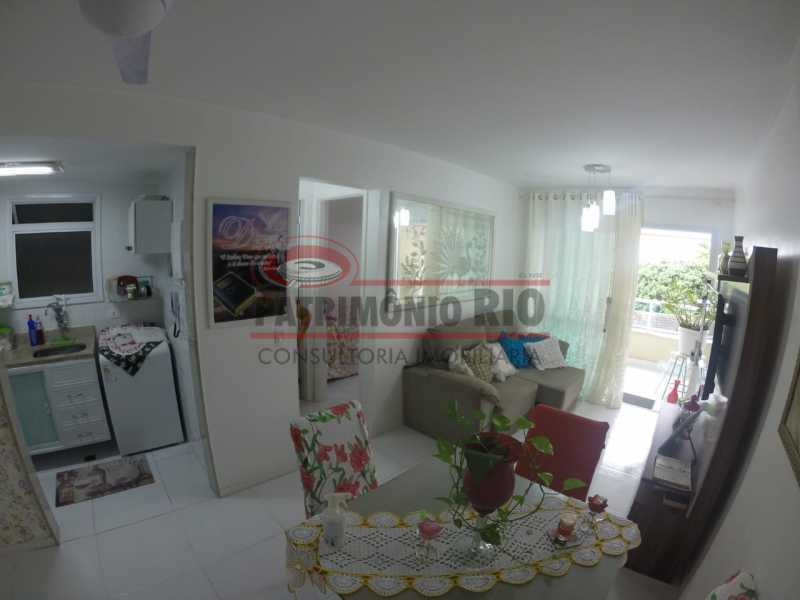 Sala - Apartamento 1 quarto à venda Penha, Rio de Janeiro - R$ 235.000 - PAAP10371 - 1
