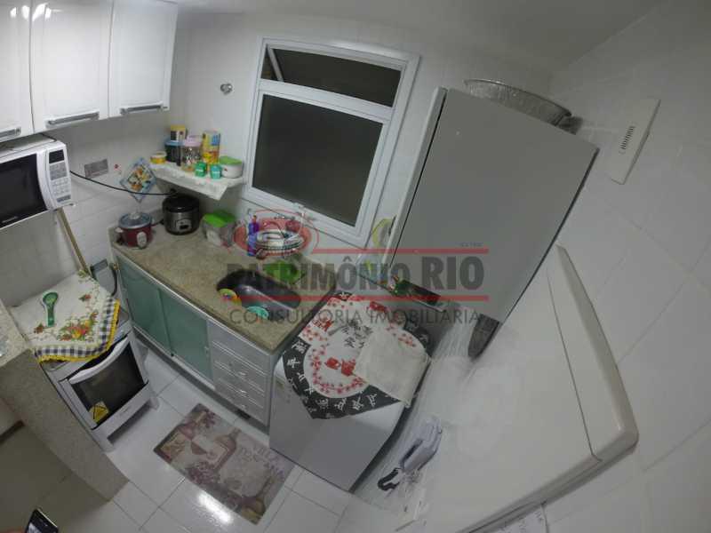 Cozinha americana - Apartamento 1 quarto à venda Penha, Rio de Janeiro - R$ 235.000 - PAAP10371 - 7