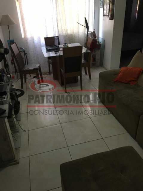 WhatsApp Image 2019-08-13 at 1 - Apartamento 2 quartos à venda Turiaçu, Rio de Janeiro - R$ 135.000 - PAAP23172 - 1
