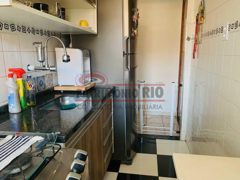 IMG-6040 - Apartamento Jardim América - 2qtos - vaga - aceitando carta - PAAP23174 - 23