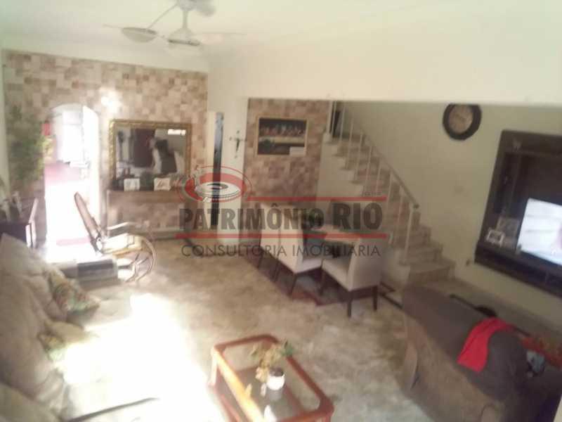 Sala - Casa 3 quartos à venda Engenho Novo, Rio de Janeiro - R$ 300.000 - PACA30424 - 1