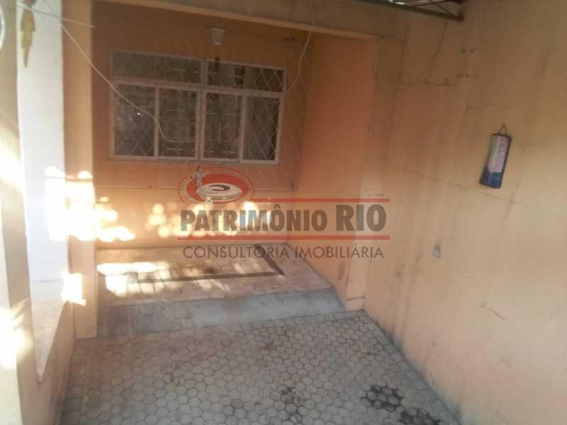Garagem - Casa 3 quartos à venda Engenho Novo, Rio de Janeiro - R$ 300.000 - PACA30424 - 7