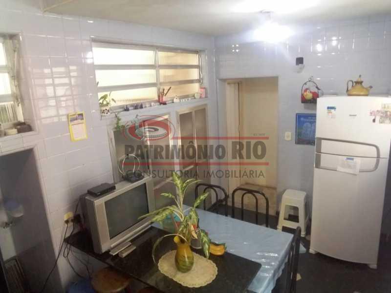 vista coz acesso sala de estar - Casa 3 quartos à venda Engenho Novo, Rio de Janeiro - R$ 300.000 - PACA30424 - 15