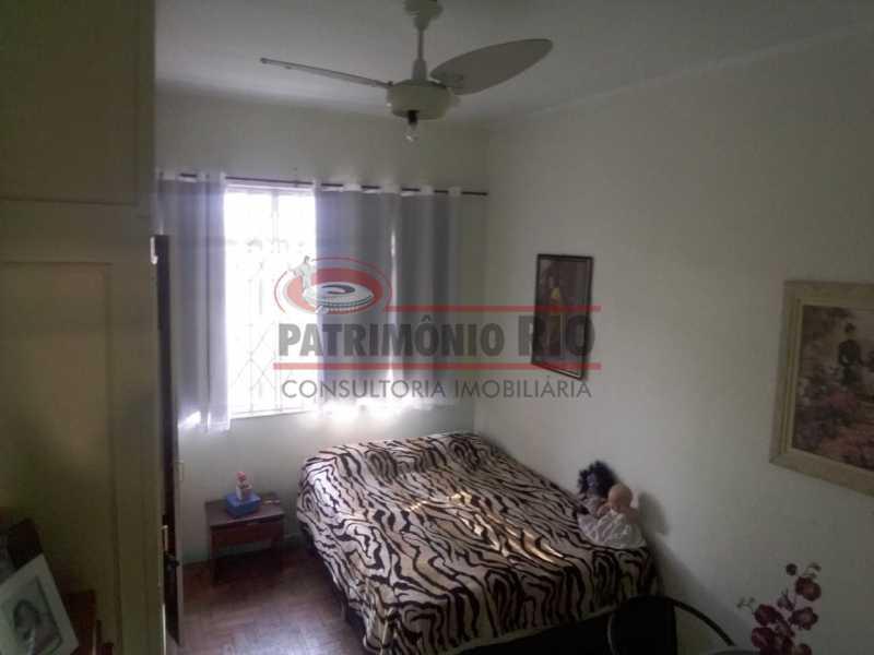 Quarto 1 - Casa 3 quartos à venda Engenho Novo, Rio de Janeiro - R$ 300.000 - PACA30424 - 17