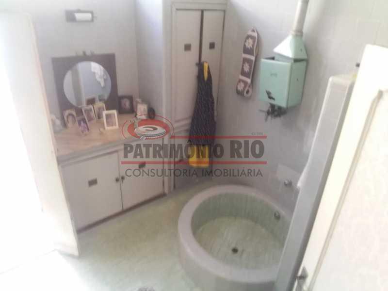Banheiro 2andar circular - Casa 3 quartos à venda Engenho Novo, Rio de Janeiro - R$ 300.000 - PACA30424 - 20