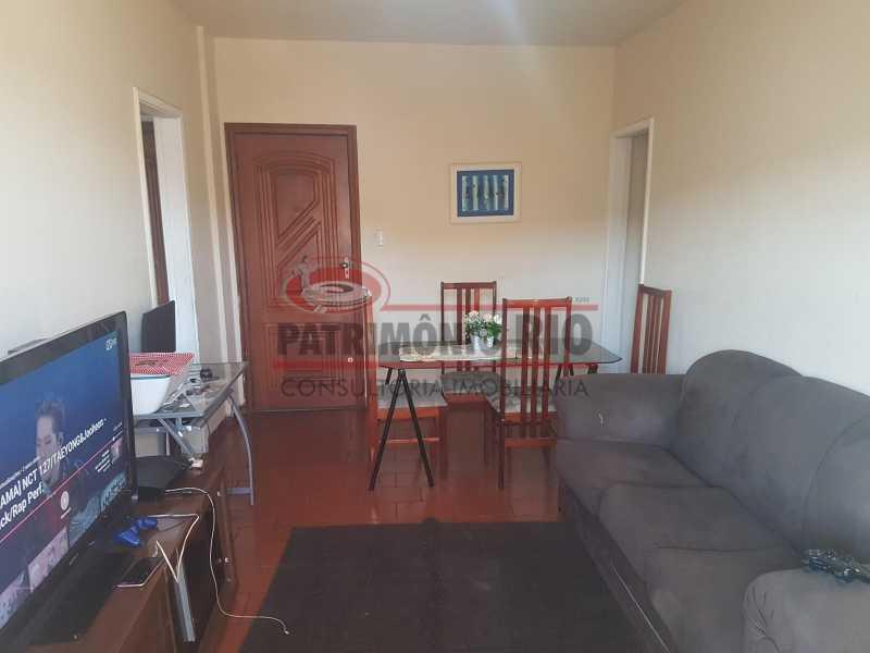 20190731_164543 - Ótimo apartamento com varanda e dependência completa - PAAP23183 - 1