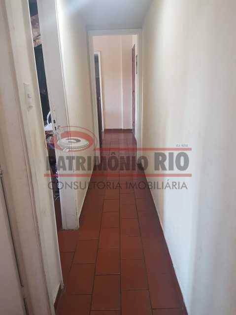 20190731_164718 - Ótimo apartamento com varanda e dependência completa - PAAP23183 - 5