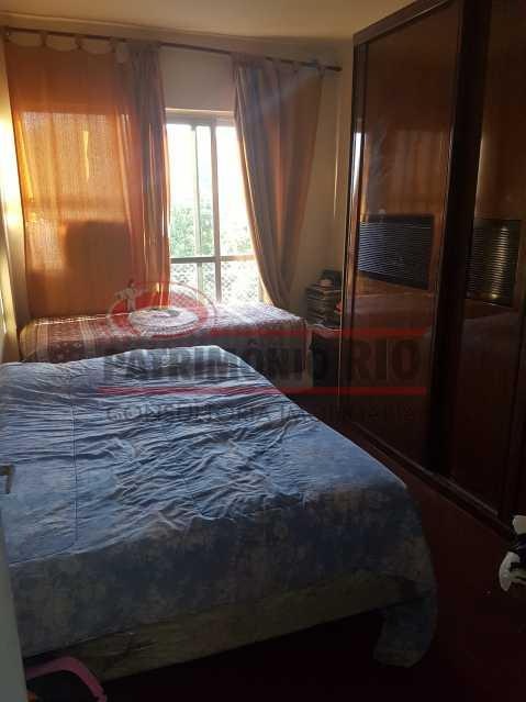 20190731_164729 - Ótimo apartamento com varanda e dependência completa - PAAP23183 - 6
