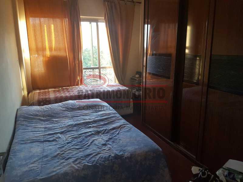 20190731_164742 - Ótimo apartamento com varanda e dependência completa - PAAP23183 - 7