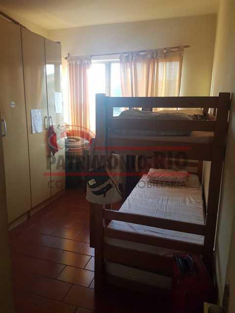 20190731_164807 - Ótimo apartamento com varanda e dependência completa - PAAP23183 - 8