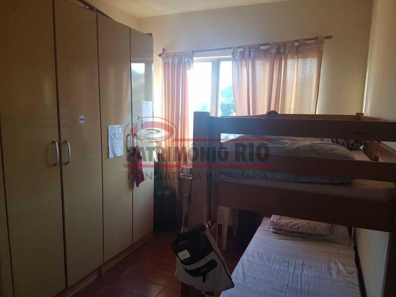 20190731_164814 - Ótimo apartamento com varanda e dependência completa - PAAP23183 - 9