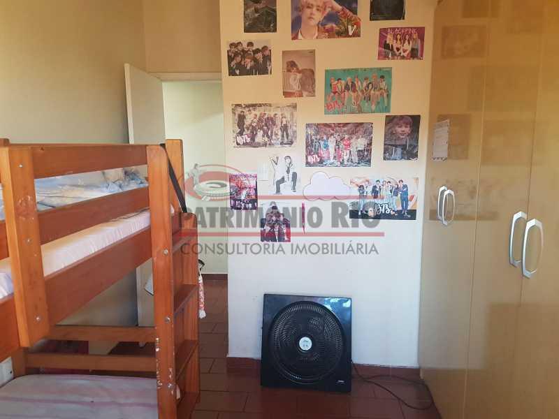 20190731_164831 - Ótimo apartamento com varanda e dependência completa - PAAP23183 - 10