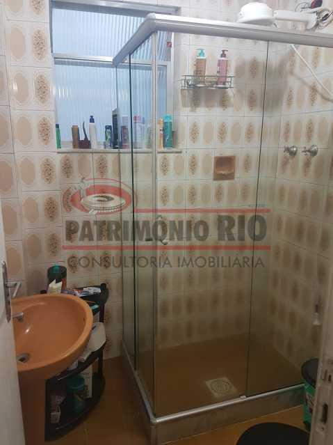20190731_164850 - Ótimo apartamento com varanda e dependência completa - PAAP23183 - 11