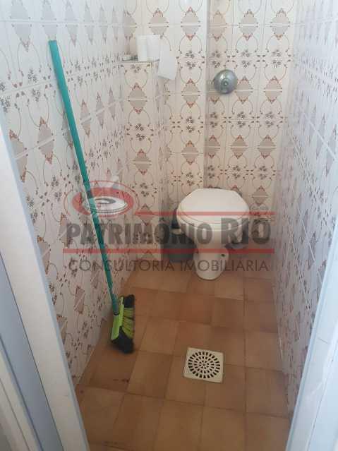 20190731_165015 - Ótimo apartamento com varanda e dependência completa - PAAP23183 - 13