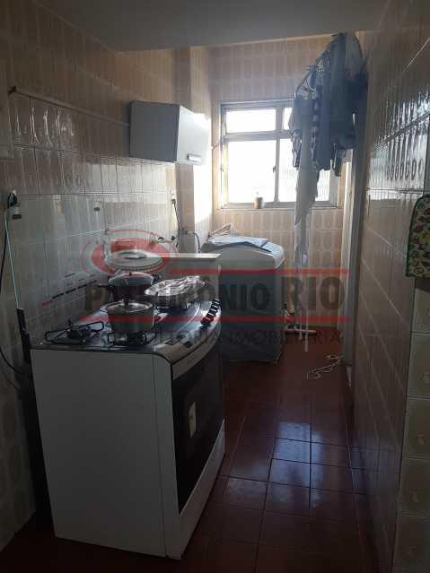 20190731_165053 - Ótimo apartamento com varanda e dependência completa - PAAP23183 - 16