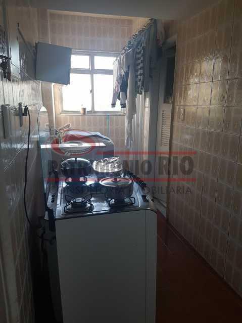 20190731_165110 - Ótimo apartamento com varanda e dependência completa - PAAP23183 - 17
