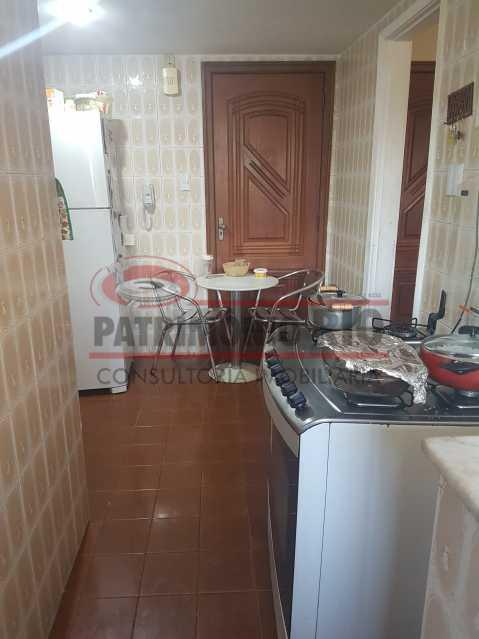 20190731_165133 - Ótimo apartamento com varanda e dependência completa - PAAP23183 - 18
