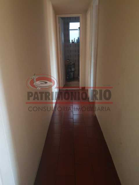 20190731_165210 - Ótimo apartamento com varanda e dependência completa - PAAP23183 - 19