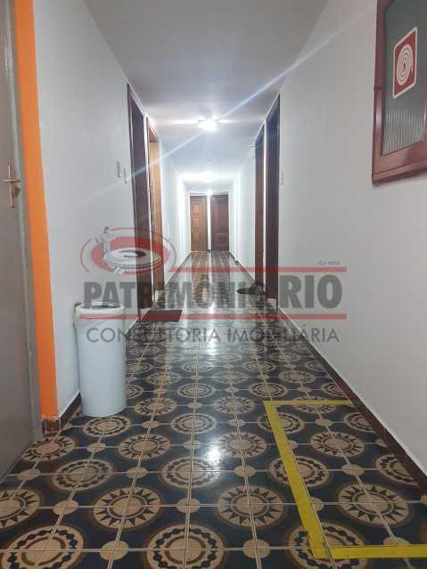 20190731_165419 - Ótimo apartamento com varanda e dependência completa - PAAP23183 - 15