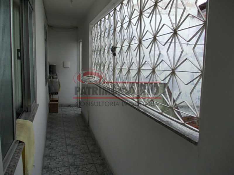 DSCN0004 - Vista Alegre - apartamento tipo casa - 1qto - PAAP10376 - 16