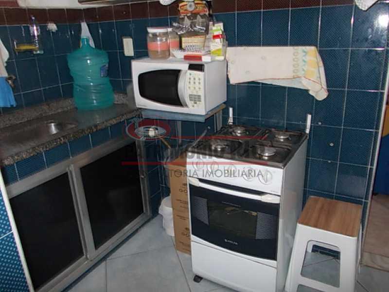 DSCN0006 - Vista Alegre - apartamento tipo casa - 1qto - PAAP10376 - 14
