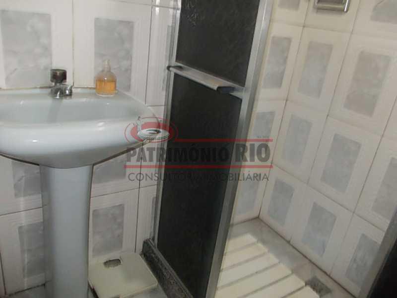 DSCN0014 - Vista Alegre - apartamento tipo casa - 1qto - PAAP10376 - 19