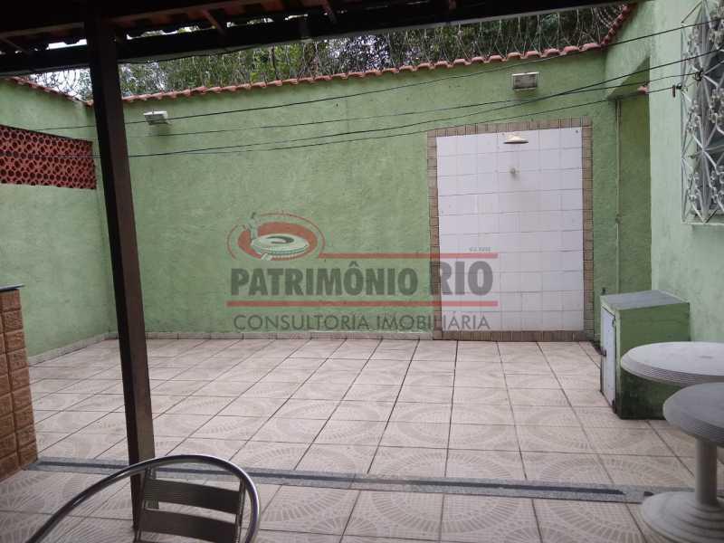 MVG 16 - Casa triplex na academia Corpo Perfeito - PACA30430 - 29