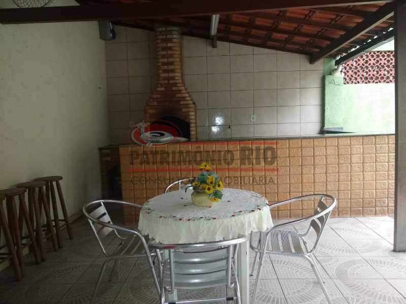 MVG 17 - Casa triplex na academia Corpo Perfeito - PACA30430 - 28