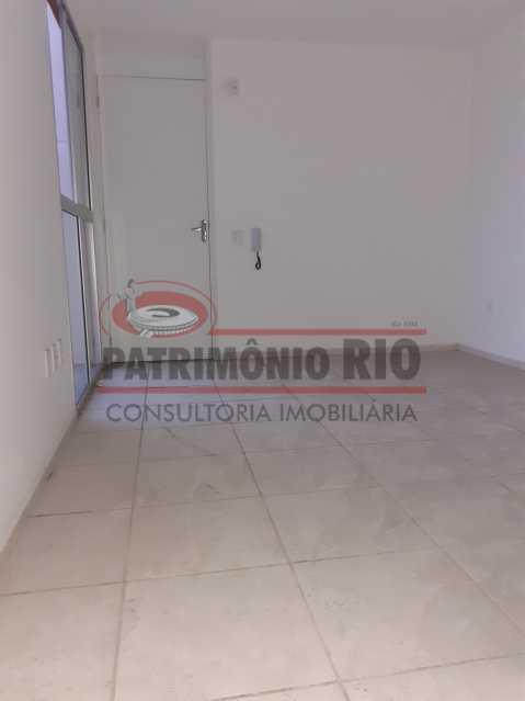01 - Apartamento 2quartos vazio 1ªLocação - PAAP23215 - 1