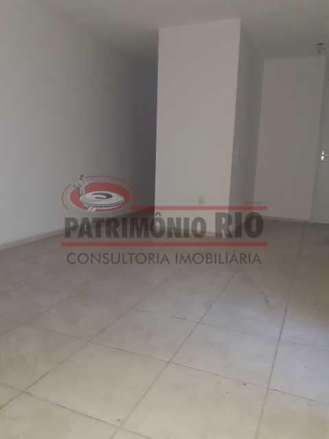 02 - Apartamento 2quartos vazio 1ªLocação - PAAP23215 - 3