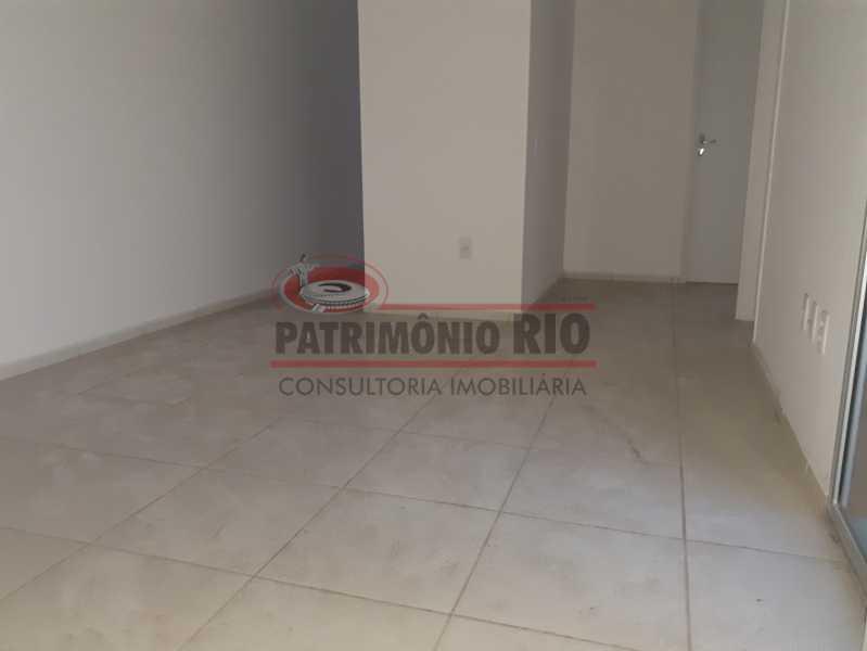 04 - Apartamento 2quartos vazio 1ªLocação - PAAP23215 - 5